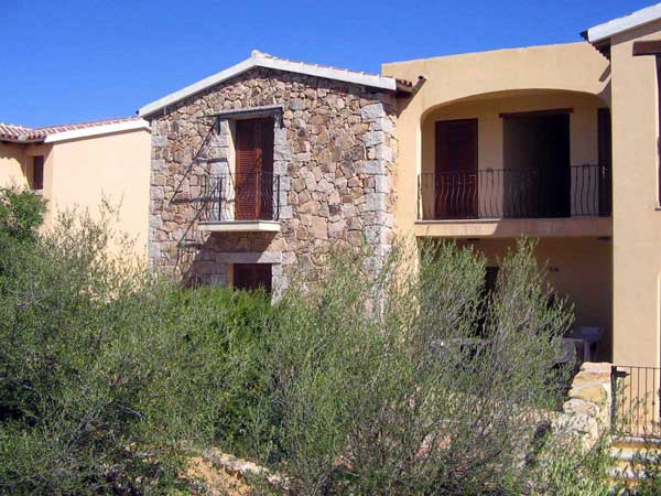 case in pietra rustico stile sardo vacanza Sardegna