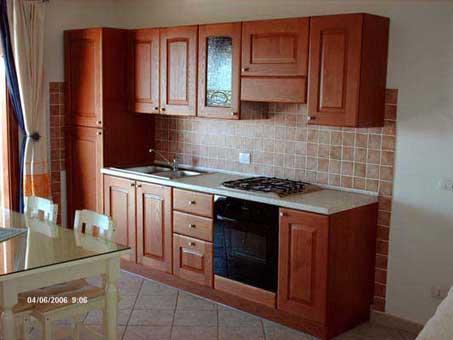 cucina angolo cottura