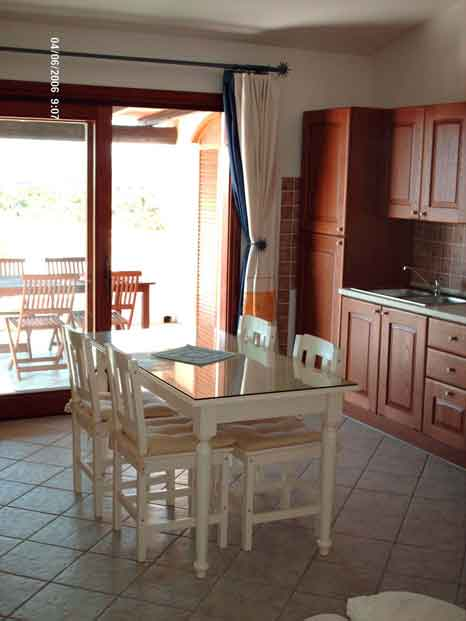Apartment for rent Sardinia near san Teodoro for sea holidays in Italy
